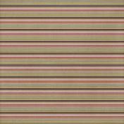 Stripes 51 Paper- Yellow, Purple & Blue