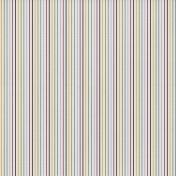 Stripes 53 Paper- White & Colors