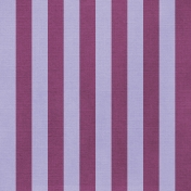 Stripes 55 Paper- Purple & Periwinkle