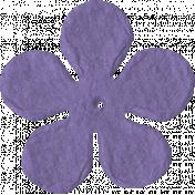 Vienna Paper Flower- Purple