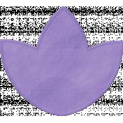 Vienna Paper Flower 02- Purple