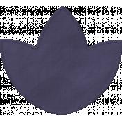 Vienna Paper Flower 02- Dark Purple