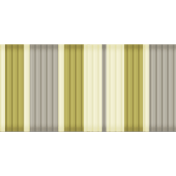 Medium Ribbon- Stripes- Yellow & Green