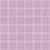 Plaid 08 Paper- Purple