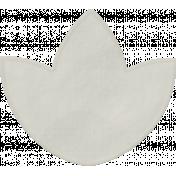Vienna Paper Flower 02- White