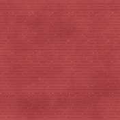 Love Me Glitter Paper- Stripes- Red
