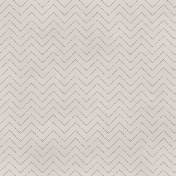 Love Me Glitter Paper- Chevron- White