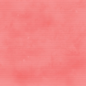 Love Me Solid Paper- Embossed Stripes- Pink