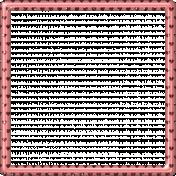 Love Me Frame- 5x5
