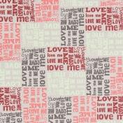 Love Me Paper 2