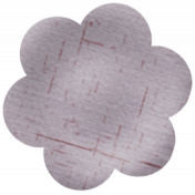 Captured Purple Paper Flower 02