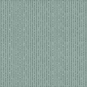 Versailles Glitter Paper- Blue