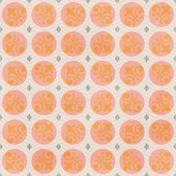 Ornamental 35 Paper- Pink & Orange