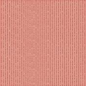 Versailles Glitter Paper- Pink