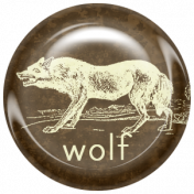 Animal Brad- Wolf