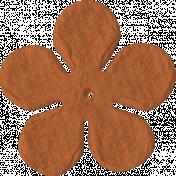 Paper Flower 09- Orange 2