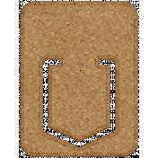Chipboard Clip