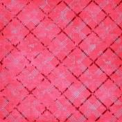 Pink Argyle Paper