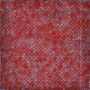 Red Diamond Pattern