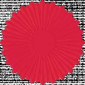 Paper Flower 15- Pink