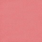 Grid 11 Paper- Coral & White