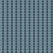Geometric 26 Paper- Blue