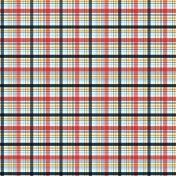 Plaid 34 Paper - Amsterdam