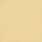 Polka Dots 46 Paper- Yellow & White