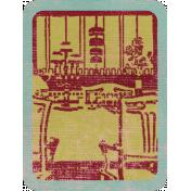Vintage Kitchen Journal Card 02