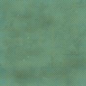 Polka Dots 19 Paper- Teal & Yellow
