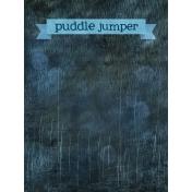 Rainy Days Journal Card 04