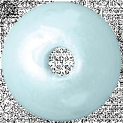 Frozen Bead 001- Blue