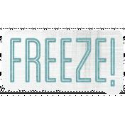 Frozen- Word Art 7