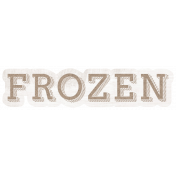 Frozen- Word Art 9