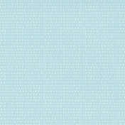 Frozen Paper Dots- Light Blue