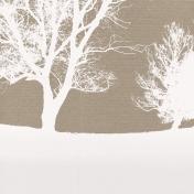Frozen Paper Tree