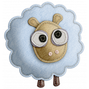 The Nerd Herd- Felt Sheep 2