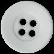 Earth Day- Gray Button