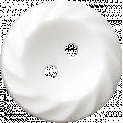 Sunshine & Lemons- White Button