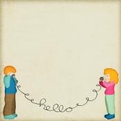 Hello!- Conversation Paper