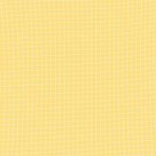 Sunshine & Lemons No2- Wonky Squares Paper