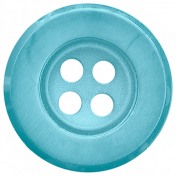 Oh Baby Baby- Blue Button