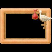 Oh Baby Baby- Stork Frame