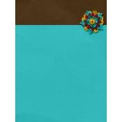 Arrgh!- Flower Journal Card