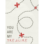 Arrgh!- Treasure Journal Card