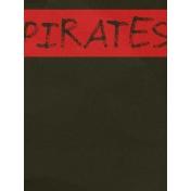 Arrgh!- Pirates Journal Card