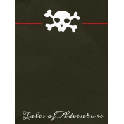 Arrgh!- Tales Journal Card