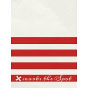Arrgh!- X Marks The Spot Journal Card