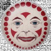 At The Fair- Clown Brad