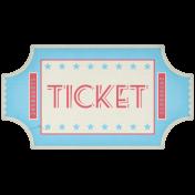At The Fair- Ticket